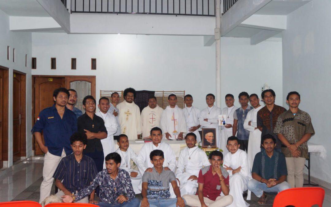 Fiesta de San José de Calasanz en Yogyakarta y Dili